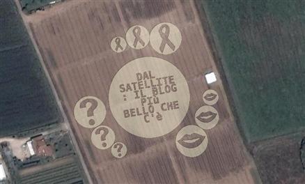 i cerchi nel grano fai da te con google maps