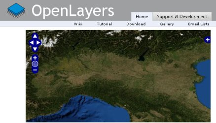 OpenLayers, il Google Maps open source