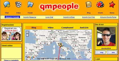 qmpeople google maps